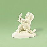 Department 56 Snowbabies Collectible Retail Therapy Figurine