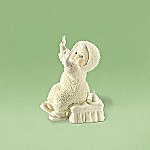 Department 56 Snowbabies Collectible Pretty In Pink Figurine