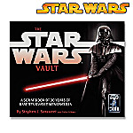 The Star Wars Vault: Thirty Years Of Treasures Illustrated Star Wars Guide Book