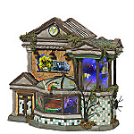 Department 56 Snow Village Halloween Monsters Of The Deep Collectible Village Building