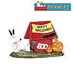 Department 56 Snoopy's Haunted House Collectible PEANUTS Snoopy Figurine