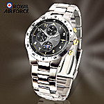 Royal Air Force Spitfire 70th Anniversary Chronograph Watch