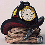 Firemans' Essentials Clock