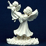 Comfort Of Heaven Figurine