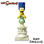Marge Simpson Bust Figurine