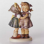 M.I. Hummel Telling Her Secret Figurine