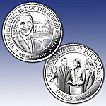 President Barack Obama Inauguration Medallion Coin