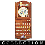 Classic Pooh Collector Plate Calendar Collection