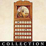 A Year Of Inspiration Collector Plate Calendar Collection