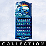 Lassen A Year In Paradise Collector Plate Calendar Collection