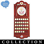 Sharing Precious Moments Collector Plate Calendar Collection