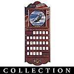 America The Beautiful Collector Plate Calendar Collection