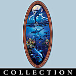 Harmony Of The Sea Collector Plate Panorama Collection