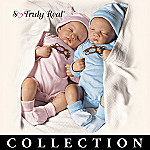 Waltraud Hanl Pleasant Dreams Little Ones So Truly Real Lifelike Baby Doll Collection