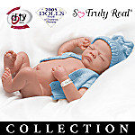Linda Webb Just As God Made Them So Truly Real Lifelike Baby Doll Collection