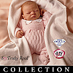 Linda Webb Loving Baby Emily So Truly Real Lifelike Baby Doll Collection