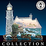 Thomas Kinkade Beacon Of Light Sculpture Collection
