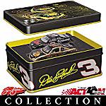 1:64 Dale Earnhardt Diecast Car Replicas Tin Set Collection