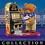 Faithful Fuzzies Viva Vegas Bears Figurine Collection
