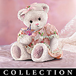 Promise Bear Breast Cancer Charity Figurine Collection