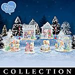 Precious Moments Sparkleland Lane Village Collection