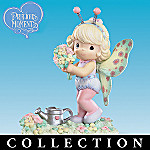 Precious Moments Love Bugs Figurine Collection