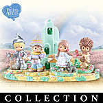 Precious Moments Wizard Of Oz Figurine Collection