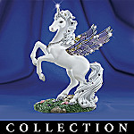 Jeweled Reflections Mystical Unicorn Collectible Figurine Collection