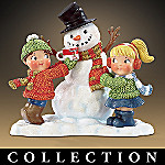 Campbell Kids(TM) Winter Time Fun Figurine Collection