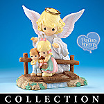 Precious Moments Guardian Angels Figurine Collection
