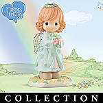 Precious Moments Irish Angel Blessing Figurine Collection