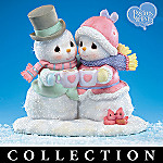 Precious Moments Snowfriends Figurine Collection