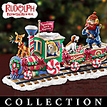 Rudolph's(R) Christmastown Express Figurine Collection