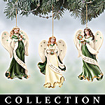 Heavenly Irish Blessings Ornament Collection