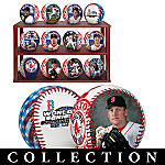 Boston Red Sox Major League Baseball Commemorative Baseball Collection