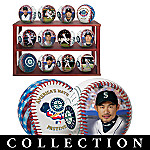 Seattle Mariners Major League Baseball Commemorative Baseball Collection