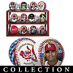 St. Louis Cardinals Major League Baseball Commemorative Baseball Collection
