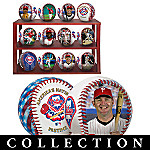 Philadelphia Phillies Major League Baseball Commemorative Baseball Collection