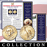 U.S. Presidential Dollar Coin Collection: Uncirculated Collectible Commemorative Coins