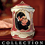 Legend Of Gone With The Wind Rotating Music Box Collection