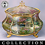 Thomas Kinkade Blessings Inspirational Music Box Collection