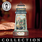 Thomas Kinkade Brilliant Lights Revolving Music Box Collection