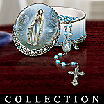 Visions Of Mary Musical Rosary Box Collection
