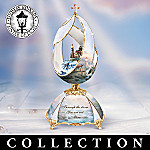 Thomas Kinkade Lights Of Hope Musical Egg Collection