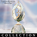 Thomas Kinkade Faithful Inspirations Porcelain Music Box Collection
