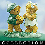 Cherished Teddies Luck 'O The Teddies Figurine Collection