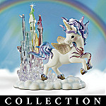 Rainbow Dreams Crystal Visions Unicorn Figurine Collection