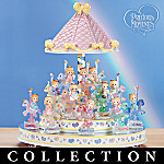 Precious Moments Rainbow Carousel Figurine Collection
