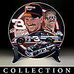 Dale Earnhardt Plate II Collector Plate Collection