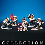 Dale Earnhardt Good Ole Bear(TM) Pitcrew Figurine Collection